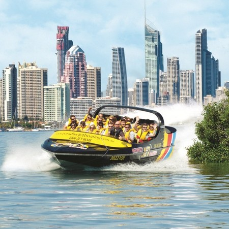 Paradise Jetboating - Accommodation in Surfers Paradise