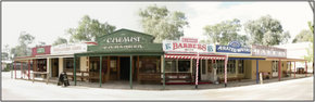 Pioneer Settlement - Accommodation in Surfers Paradise