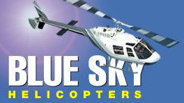 Blue Sky Helicopters - Accommodation in Surfers Paradise
