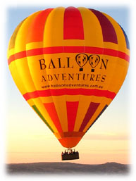 Balloon Adventures Barossa Valley - Accommodation in Surfers Paradise