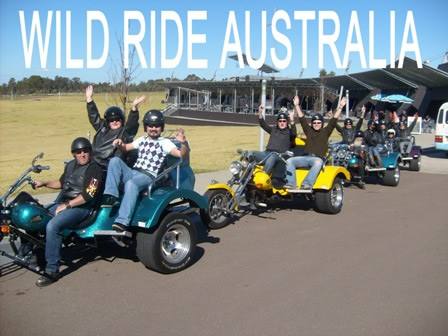 A Wild Ride - Accommodation in Surfers Paradise