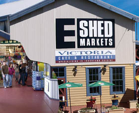 The E Shed Markets - Accommodation in Surfers Paradise