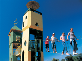 Monash Adventure Park - Accommodation in Surfers Paradise