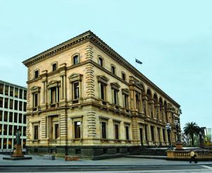 Old Treasury Building - Accommodation in Surfers Paradise