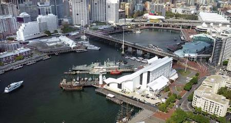 The Australian National Maritime Museum - Accommodation in Surfers Paradise