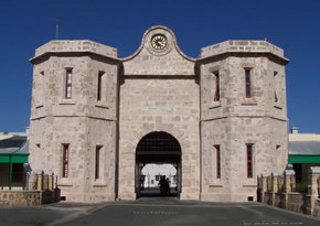 Fremantle Prison - Accommodation in Surfers Paradise