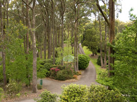 Mount Lofty Botanic Garden - Accommodation in Surfers Paradise