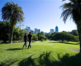 City Botanic Gardens - Accommodation in Surfers Paradise