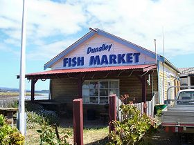 Dunalley Fish Market - Accommodation in Surfers Paradise