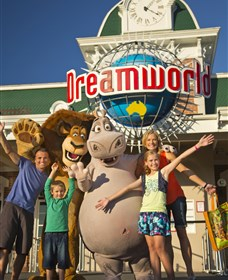 Dreamworld - Accommodation in Surfers Paradise