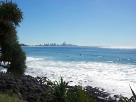 Burleigh Head National Park - Accommodation in Surfers Paradise