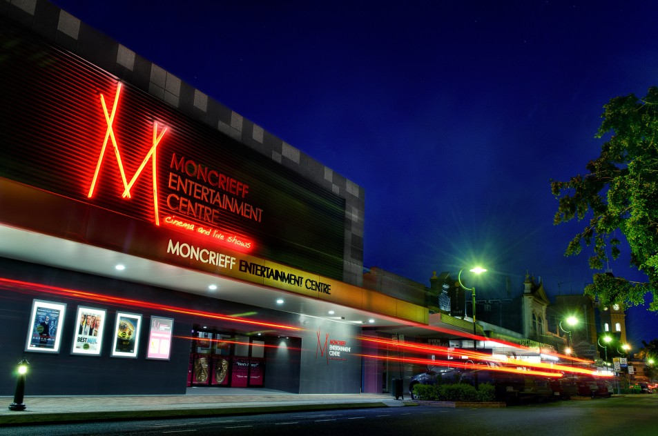 Moncrieff Entertainment Centre