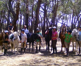 Bellarine Horse Riding Centre - Accommodation in Surfers Paradise