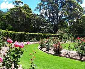 Wollongong Botanic Garden - Accommodation in Surfers Paradise