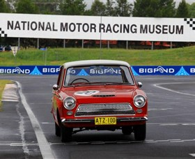 National Motor Racing Museum - Accommodation in Surfers Paradise