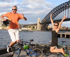 Bikebuffs - Sydney Bicycle Tours - Accommodation in Surfers Paradise
