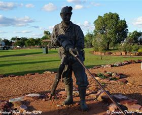 Cobar Miners Heritage Park - Accommodation in Surfers Paradise