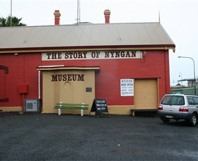 Nyngan Museum - Accommodation in Surfers Paradise