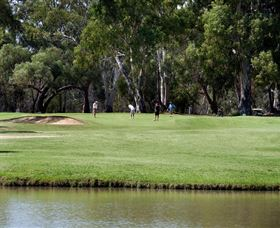 Deniliquin Golf Club - Accommodation in Surfers Paradise
