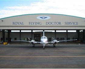 Royal Flying Doctor Service Dubbo Base Education Centre Dubbo - Accommodation in Surfers Paradise