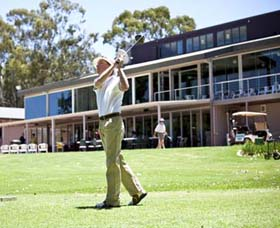 Dubbo Golf Club - Accommodation in Surfers Paradise