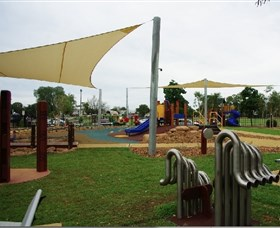 Livvi's Place Playground - Accommodation in Surfers Paradise