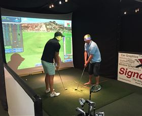 GolfTec - Accommodation in Surfers Paradise