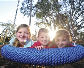 Oddies Creek Playspace - Accommodation in Surfers Paradise