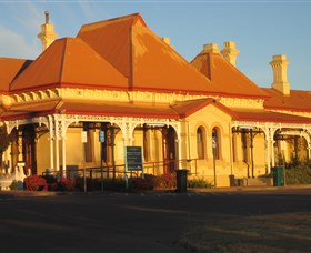 Armidale Railway Museum - Accommodation in Surfers Paradise