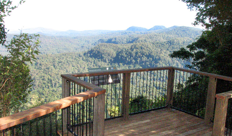 Murray Scrub lookout - Accommodation in Surfers Paradise