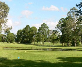 Casino Golf Club - Accommodation in Surfers Paradise