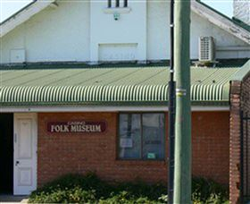 Casino Folk Museum - Accommodation in Surfers Paradise