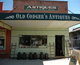Old Codgers Antiques - Accommodation in Surfers Paradise
