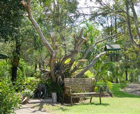 Mondrook Garden Cafe Gallery and Function Centre - Accommodation in Surfers Paradise