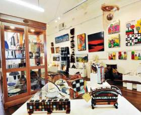 Nimbin Artists Gallery - Accommodation in Surfers Paradise