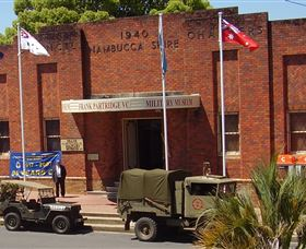Frank Partridge VC Military Museum - Accommodation in Surfers Paradise