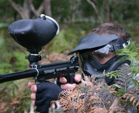 Tactical Paintball Games - Accommodation in Surfers Paradise