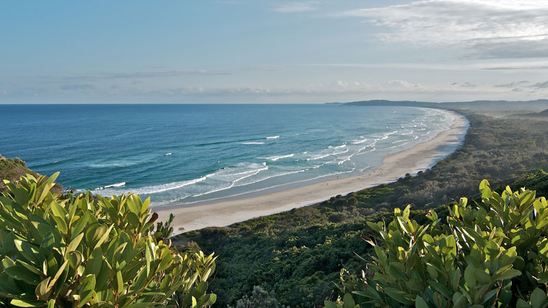 Cape Byron State Conservation Area