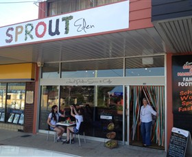 Sprout Eden - Accommodation in Surfers Paradise