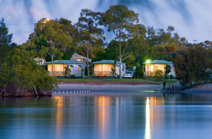 Boyds Bay Holiday Park - Accommodation in Surfers Paradise