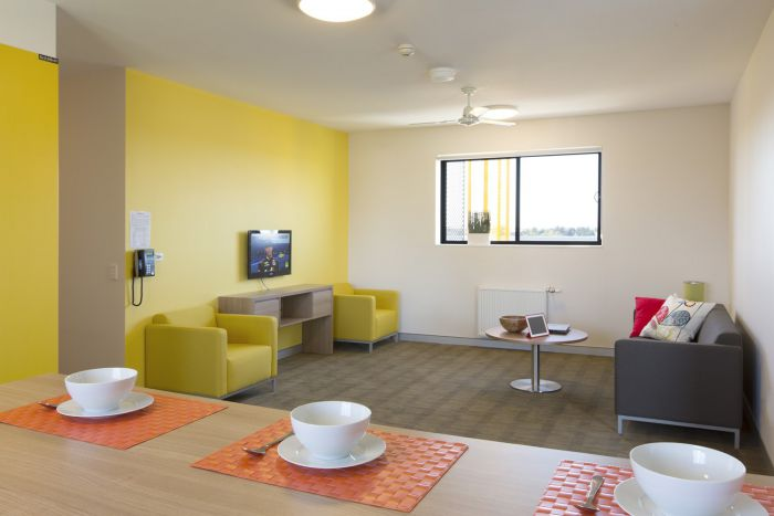 Western Sydney University Village Penrith - Accommodation in Surfers Paradise