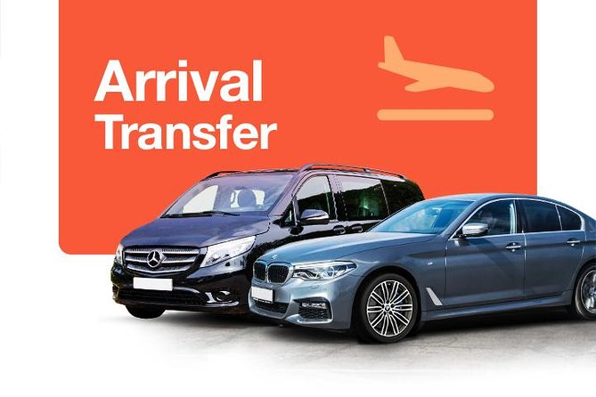 Private Arrival Transfer from Canberra Airport to Canberra City