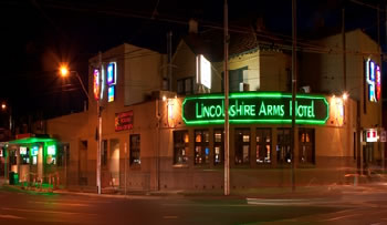 Lincolnshire Arms Hotel - Accommodation in Surfers Paradise