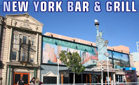 New York Bar  Grill - Accommodation in Surfers Paradise