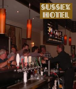 Sussex Hotel - Accommodation in Surfers Paradise