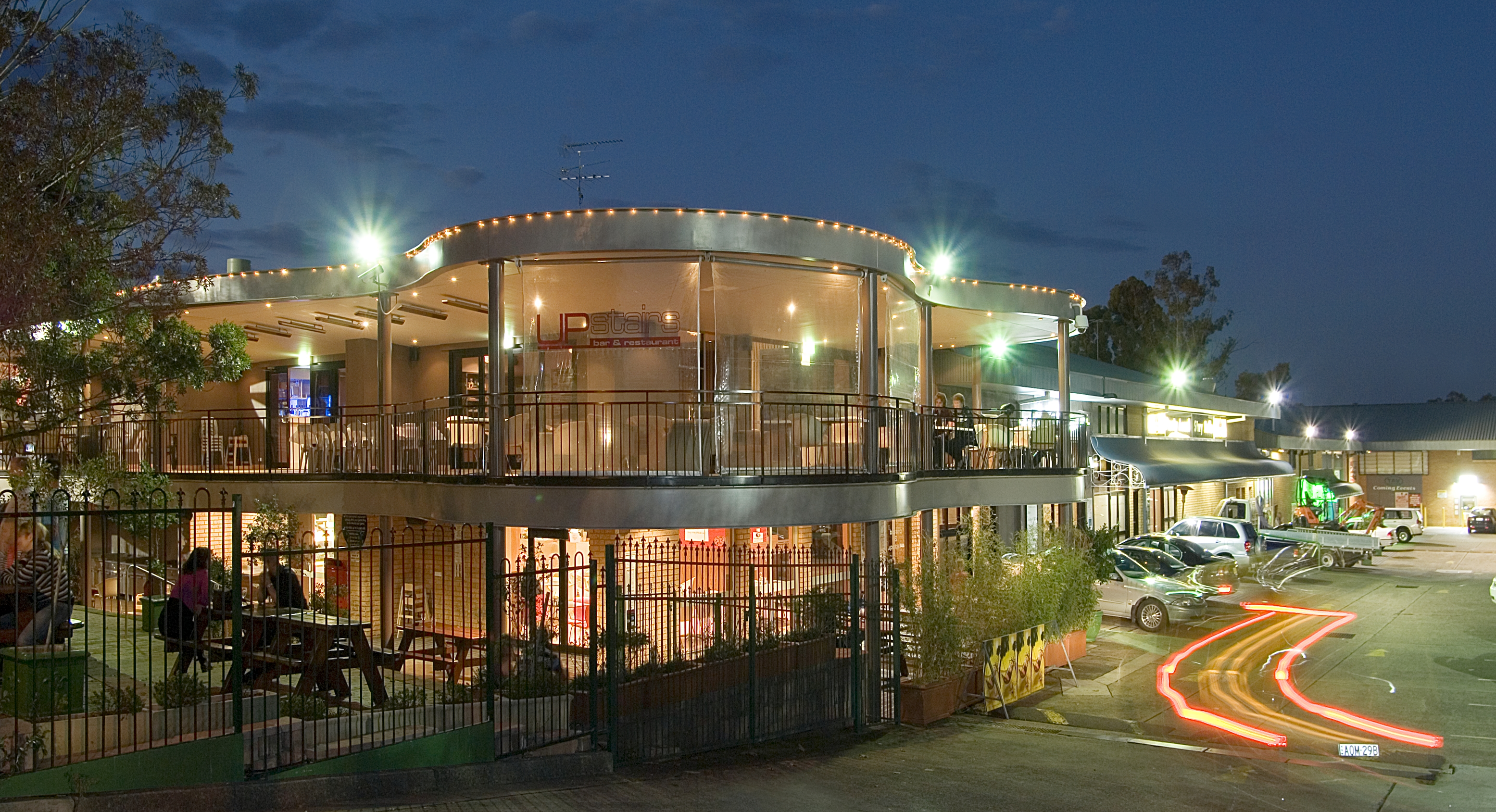 Castle Hill Tavern - Accommodation in Surfers Paradise