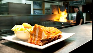 Railway Hotel Steak House - Accommodation in Surfers Paradise