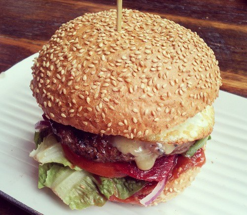 Grill'd Healthy Burgers - Accommodation in Surfers Paradise