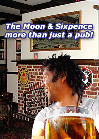 Moon and Sixpence British Pub - Accommodation in Surfers Paradise