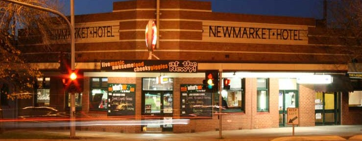 The Newmarket Hotel - Accommodation in Surfers Paradise